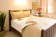 Image of a one bedroom suite at Guest house on the Mount.