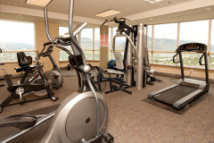 Image of the Fitness room at RCC-Kamloops.