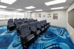 Image of the Movie Lounge at RCC-King City.