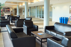 Image of the front lobby at RCC-Oshawa.