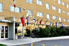 Image of Building from front at RCC-Ottawa Downtown.