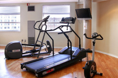Image of the fitness room at RCC-Ottawa West.
