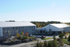 Image of Building from front at RCC-Sudbury West.