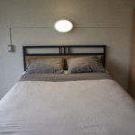 Image of a bed at RCC - Sarnia.